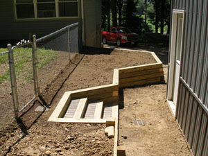 Retaining Walls - Stubenhofer Landscaping, Erie PA